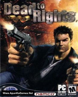 Dead to Rights Cover, Poster, Full Version, PC Game, Download Free