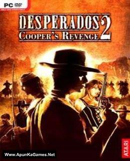 Desperados 2: Cooper's Revenge Cover, Poster, Full Version, PC Game, Download Free