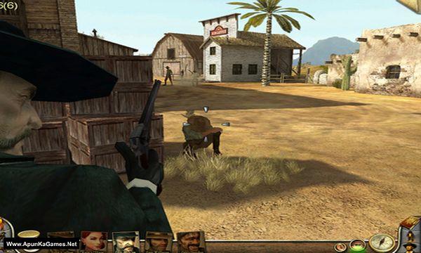 Desperados 2: Cooper's Revenge Screenshot 1, Full Version, PC Game, Download Free