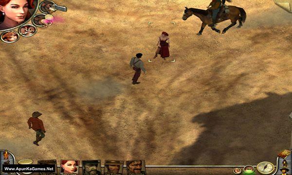 Desperados 2: Cooper's Revenge Screenshot 3, Full Version, PC Game, Download Free