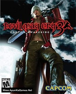 Devil May Cry 3: Dante's Awakening Cover, Poster, Full Version, PC Game, Download Free