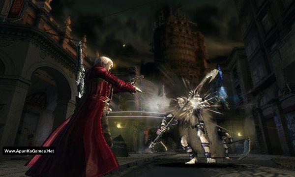 Devil May Cry 3: Dante's Awakening Screenshot 1, Full Version, PC Game, Download Free