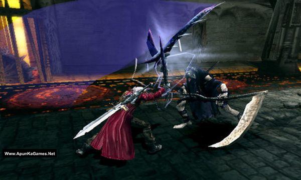 Devil May Cry 3: Dante's Awakening Screenshot 2, Full Version, PC Game, Download Free