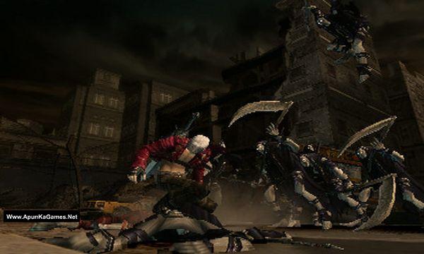 Devil May Cry 3: Dante's Awakening Screenshot 3, Full Version, PC Game, Download Free