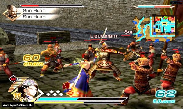 Dynasty Warriors 6 Screenshot 2, Full Version, PC Game, Download Free