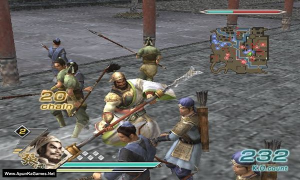 Dynasty Warriors 6 Screenshot 3, Full Version, PC Game, Download Free