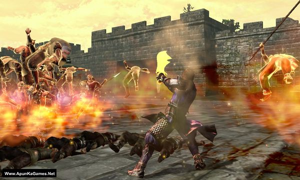Dynasty Warriors 7 Screenshot 1, Full Version, PC Game, Download Free