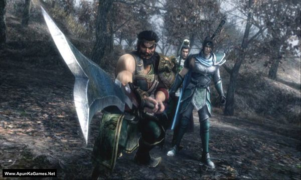 Dynasty Warriors 7 Screenshot 2, Full Version, PC Game, Download Free