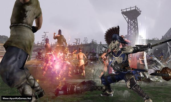 Dynasty Warriors 7 Screenshot 3, Full Version, PC Game, Download Free