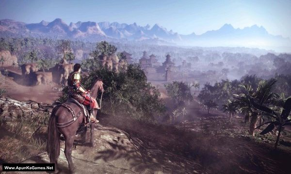 Dynasty Warriors 9 Screenshot 1, Full Version, PC Game, Download Free