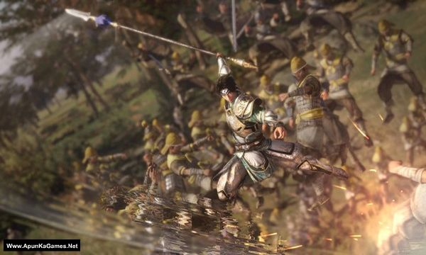 Dynasty Warriors 9 Screenshot 2, Full Version, PC Game, Download Free