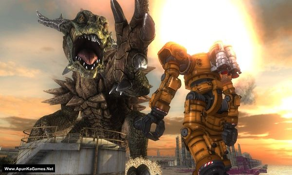 Earth Defense Force 5 Screenshot 2, Full Version, PC Game, Download Free