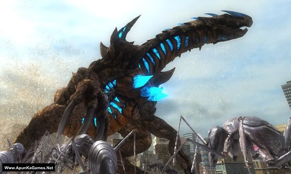 Earth Defense Force 5 Screenshot 3, Full Version, PC Game, Download Free