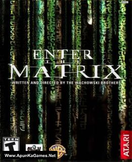 Enter the Matrix Cover, Poster, Full Version, PC Game, Download Free