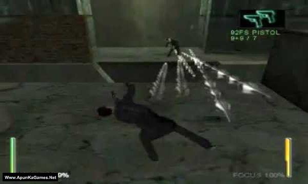 Enter the Matrix Screenshot 3, Full Version, PC Game, Download Free