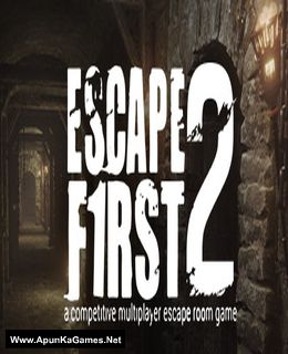 Escape First 2 Cover, Poster, Full Version, PC Game, Download Free