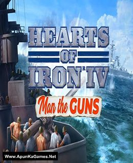 Expansion - Hearts of Iron IV: Man the Guns Cover, Poster, Full Version, PC Game, Download Free