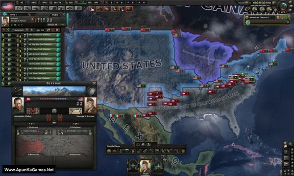 Expansion - Hearts of Iron IV: Man the Guns Screenshot 2, Full Version, PC Game, Download Free