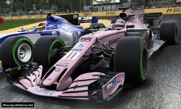 F1 2017 Screenshot 1, Full Version, PC Game, Download Free