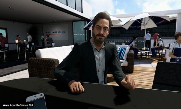 F1 2017 Screenshot 2, Full Version, PC Game, Download Free