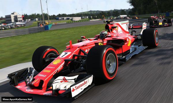 F1 2017 Screenshot 3, Full Version, PC Game, Download Free