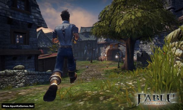 Fable Anniversary Screenshot 1, Full Version, PC Game, Download Free