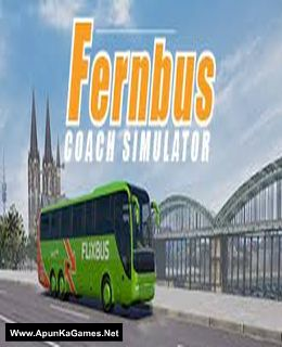 Fernbus Coach Simulator Cover, Poster, Full Version, PC Game, Download Free