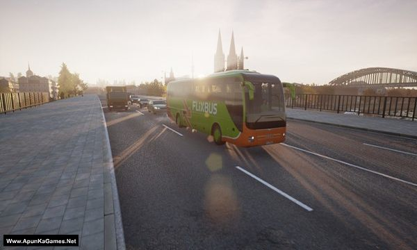Fernbus Coach Simulator Screenshot 1, Full Version, PC Game, Download Free