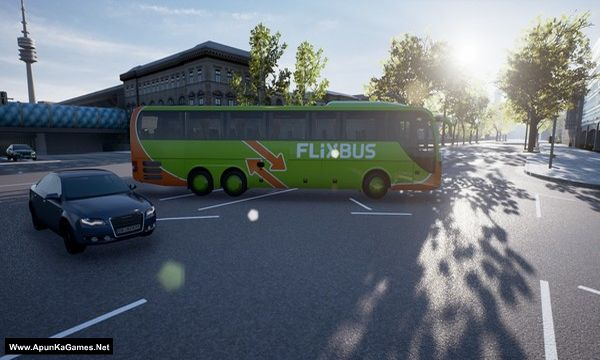 Fernbus Coach Simulator Screenshot 2, Full Version, PC Game, Download Free