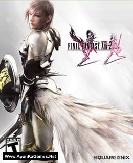 Final Fantasy XIII-2 Cover, Poster, Full Version, PC Game, Download Free