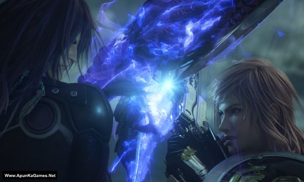 Final Fantasy XIII-2 Screenshot 1, Full Version, PC Game, Download Free