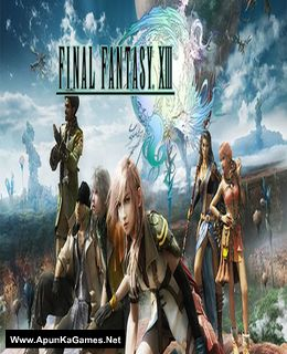 Final Fantasy XIII Cover, Poster, Full Version, PC Game, Download Free