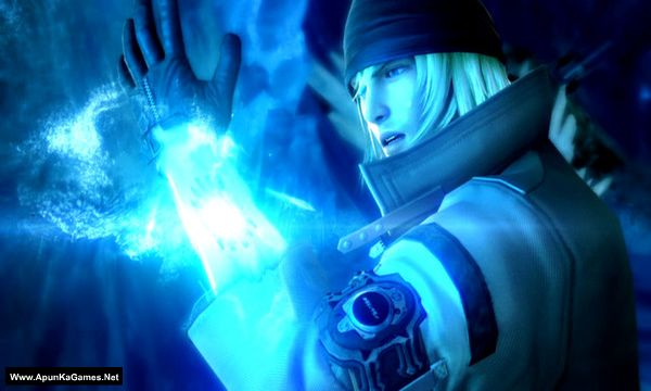 Final Fantasy XIII Screenshot 2, Full Version, PC Game, Download Free