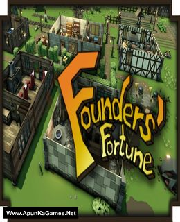 Founders' Fortune Cover, Poster, Full Version, PC Game, Download Free