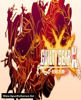GUILTY GEAR Xrd -REVELATOR Cover, Poster, Full Version, PC Game, Download Free