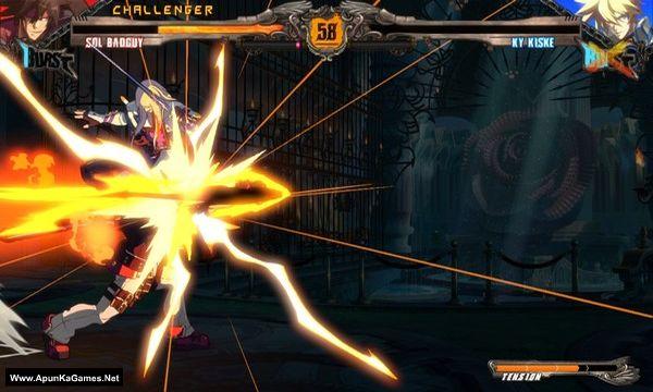 GUILTY GEAR Xrd -REVELATOR Screenshot 3, Full Version, PC Game, Download Free