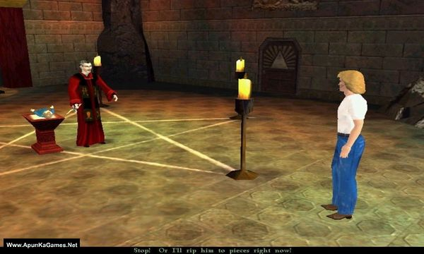 Gabriel Knight 3: Blood of the Sacred, Blood of the Damned Screenshot 3, Full Version, PC Game, Download Free