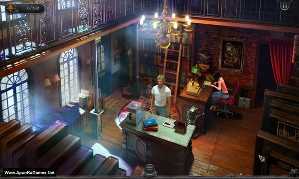 Gabriel Knight: Sins of the Fathers Screenshot 1, Full Version, PC Game, Download Free