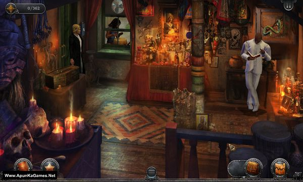 Gabriel Knight: Sins of the Fathers Screenshot 2, Full Version, PC Game, Download Free
