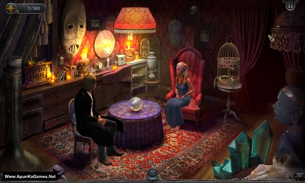 Gabriel Knight: Sins of the Fathers Screenshot 3, Full Version, PC Game, Download Free