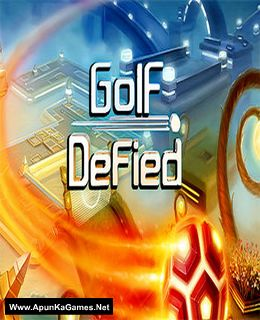 Golf Defied Cover, Poster, Full Version, PC Game, Download Free