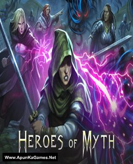Heroes of Myth Cover, Poster, Full Version, PC Game, Download Free