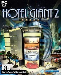 Hotel Giant 2 Cover, Poster, Full Version, PC Game, Download Free