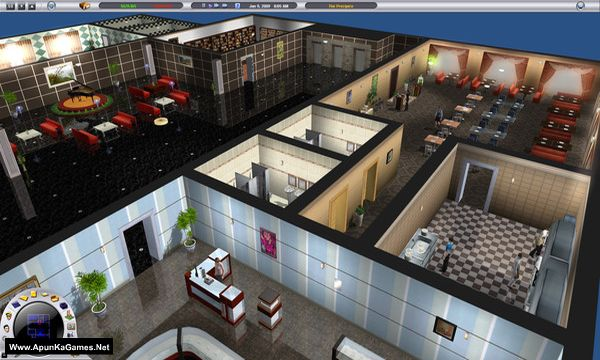 Hotel Giant 2 Screenshot 2, Full Version, PC Game, Download Free