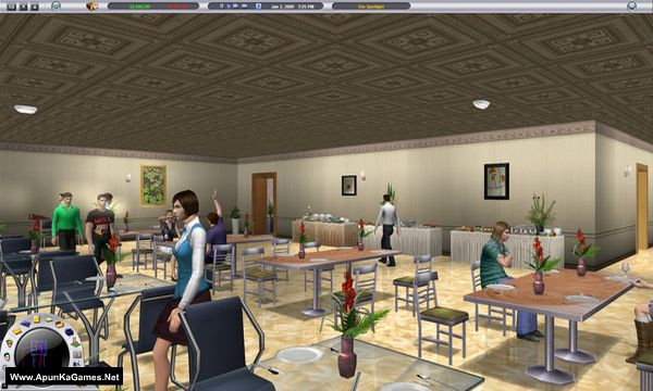 Hotel Giant 2 Screenshot 3, Full Version, PC Game, Download Free