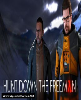 Hunt Down The Freeman Cover, Poster, Full Version, PC Game, Download Free