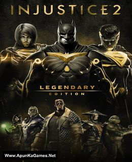 Injustice 2 - Legendary Edition Cover, Poster, Full Version, PC Game, Download Free