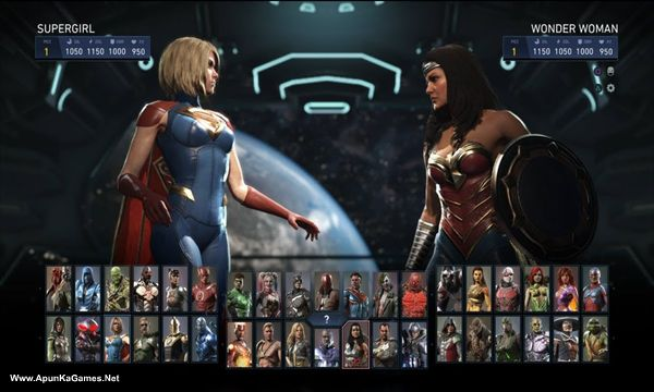Injustice 2 - Legendary Edition Screenshot 1, Full Version, PC Game, Download Free