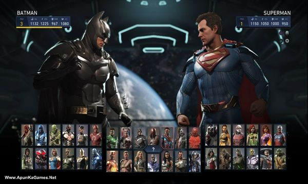 Injustice 2 - Legendary Edition Screenshot 2, Full Version, PC Game, Download Free