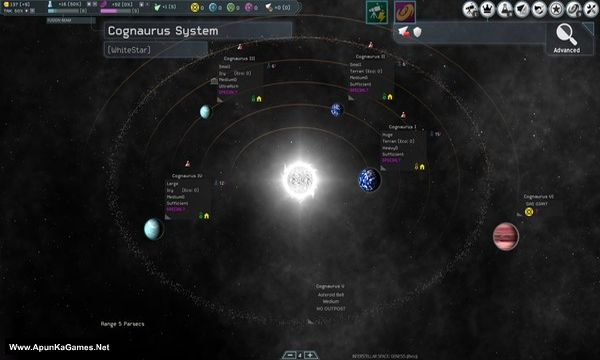 Interstellar Space: Genesis Screenshot 1, Full Version, PC Game, Download Free